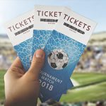access control event tickets IDs