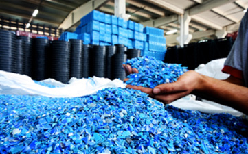 Polymers and recycled materials